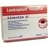 Produktfoto LEUKOPLAST Hospital 2,5 cmx9,2 m von BSN Medical