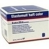 Produktbild ELASTOMULL haft color 6 cmx20 m Fixierb.blau von BSN Medical