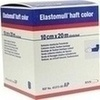 Produktbild ELASTOMULL haft color 10 cmx20 m Fixierb.blau von BSN Medical