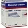 Produktbild ELASTOMULL haft color 10 cmx20 m Fixierb.rot von BSN Medical