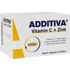 product photo ADDITIVA Vitamin C+Zink Depotkaps.Aktionspackung