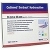 Produktbild CUTIMED Sorbact Hydroactive Kompressen 14x14 cm von BSN Medical