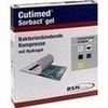 Produktbild CUTIMED Sorbact Gel Kompressen 7,5x7,5 cm von BSN Medical
