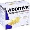 Produktfoto ADDITIVA Magnesium 375 mg Granulat Orange