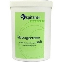 Produktfoto Spitzner Massagecreme soft 1000ml