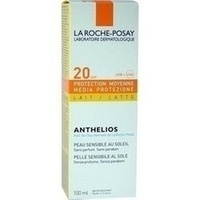 Produktbild Roche-Posay Anthelios 20 lait veloute 100ml
