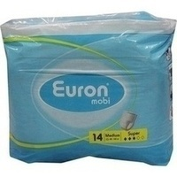 Produktbild Euron Mobi super Windelhosen medium 14St