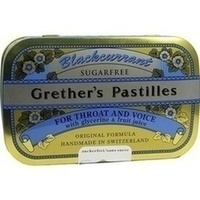 Artikelbild Grethers Blackcurrant Silber zf.Past.Dose 440g