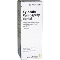 Artikelbild Xylocain Pumpspray Dental 50ml