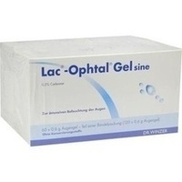 Produktfoto Lac Ophtal Gel sine 120X0.6ml