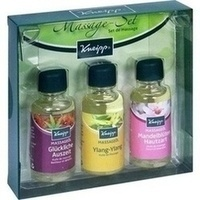 Produktbild Kneipp Massageöl Set 3X20ml