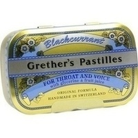 Produktbild Grethers Blackcurrant Gold zh.Past.Dose 110g