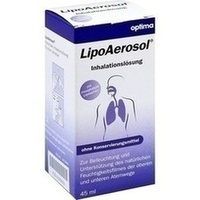 Artikelbild Lipoaerosol liposomale Inhalationslösung 45ml