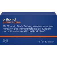 Artikelfoto Orthomol Junior C plus Kautabl.Mandarine/Orange 30St
