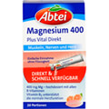 product photo ABTEI Magnesium 400+Vitamin B Komplex Granulat