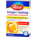product photo ABTEI Lecithin 2.000 Plus B-Vitamine Kapseln