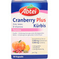 product photo ABTEI Kürbis Plus Cranberry Kapseln