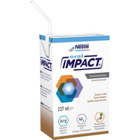 Produktfoto Oral Impact Drink Kaffee 3X237ml